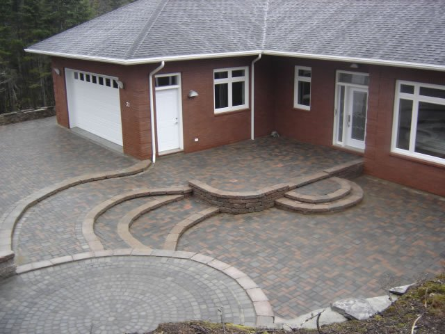 Interlock Pavers - Classic Oldstone/Terrastone/Circle Pack